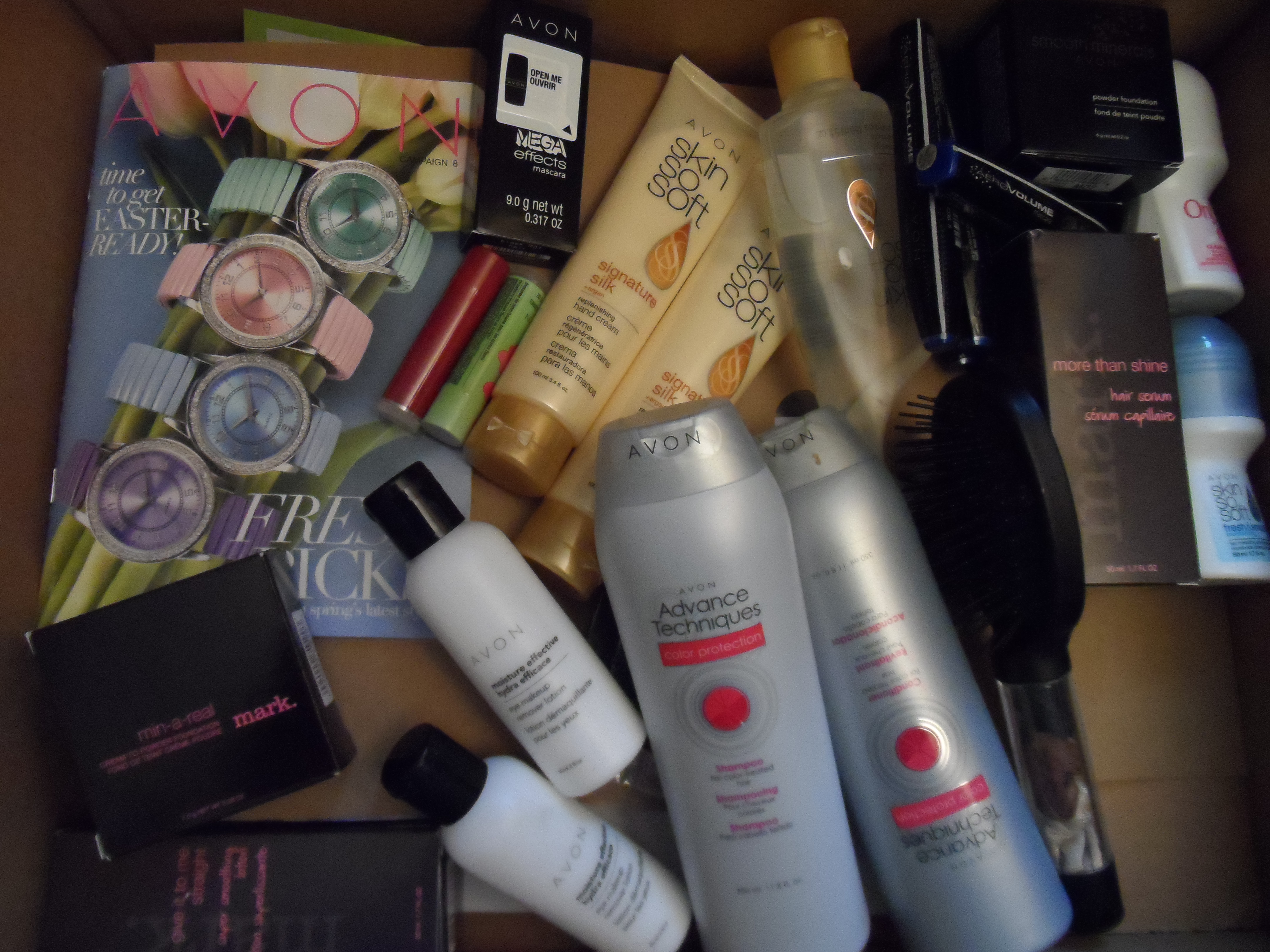 Avon Mark Products Avon And Mark Products And