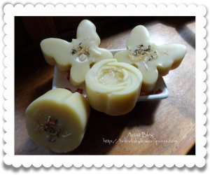 Honey Lotion Bars Recipe by Brenda Kyle (Green)
